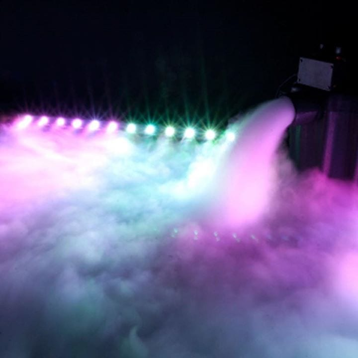 Do you want to dance like you are on clouds?  With our Dancing on the Clouds dry ice fog effect you can!  Ask us for more info on the amazing add on!
